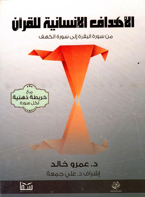 """الأهداف الإنسانية للقرآن """"من سورة البقرة إلى سورة الكهف """"مع خريطة ذهنية لكل سورة"""""""