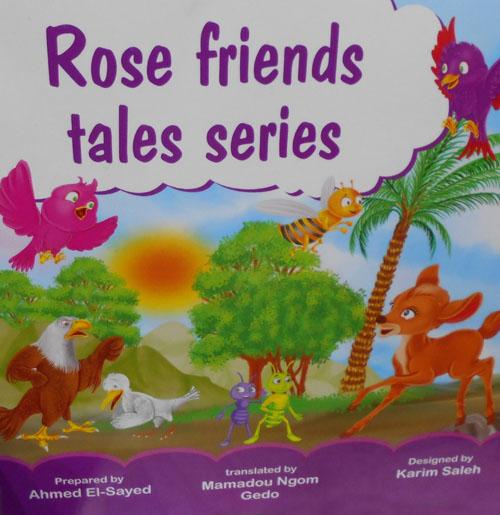 rose friends tales series