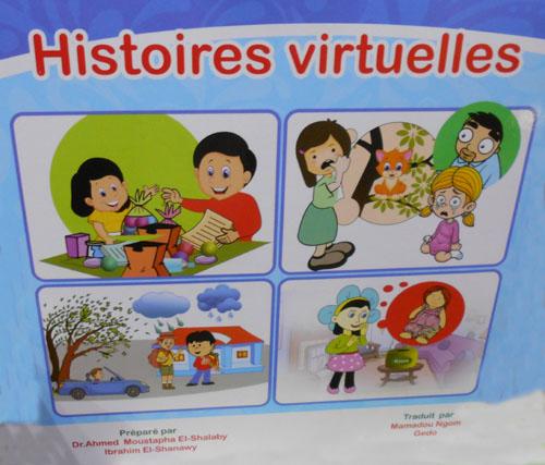 histoires virtuelles