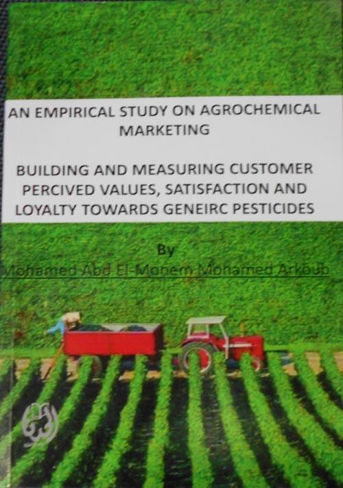 AN EMPIRICAL STUDY ON AGROCHEMICAL MARKETING