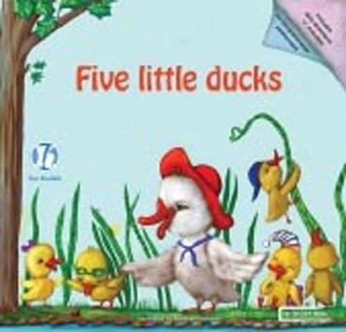 Five Little Ducks Giant Book