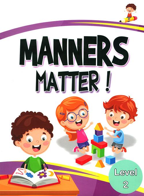 Manners Matter ! - level 2