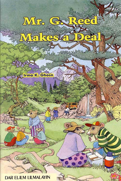 Mr.G.Reed Makes A Deal