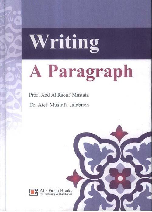 Writing A pragraph