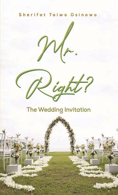 Mr. Right ? The wedding invitation