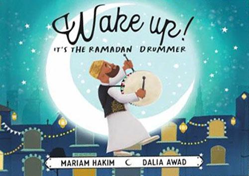 Wake up! It's the Ramadan Drummer