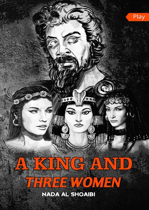 a king three women